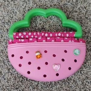 Crocs girls purse